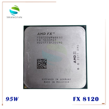Amd Fx-Serie FX-8120 Fx 8120 3.1 Ghz Acht-Core Cpu Processor 95W FX8120 FD8120WMW8KGU Socket AM3 +