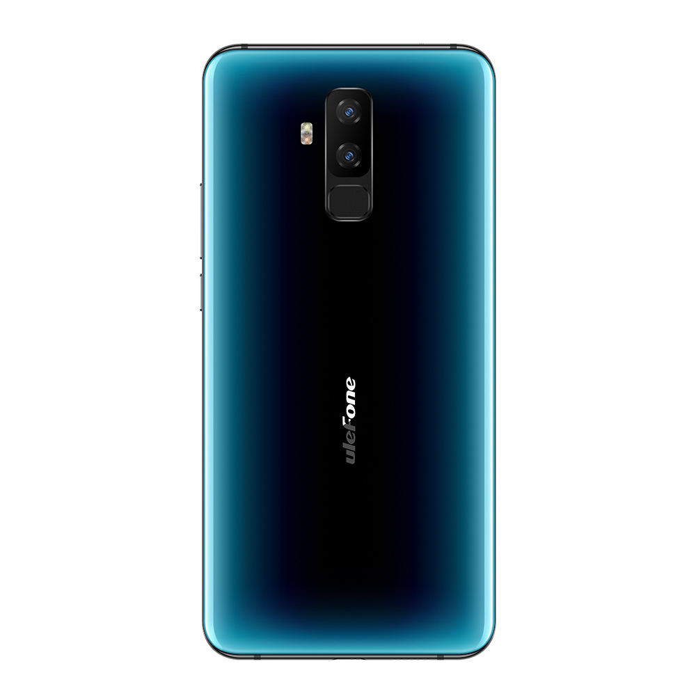 """Ulefone T2 Smartphone Android 9.0 Dual 4G Cell Phone 6GB 128GB NFC Octa-core Helio P70 4200mAh 6.7"""" FHD+ Mobile Phone Android"""