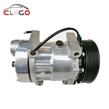 цены 24V 8PK Auto parts ac compressor 7H15 for truck 8191892 20538307 2008044 8113628 co 8044c
