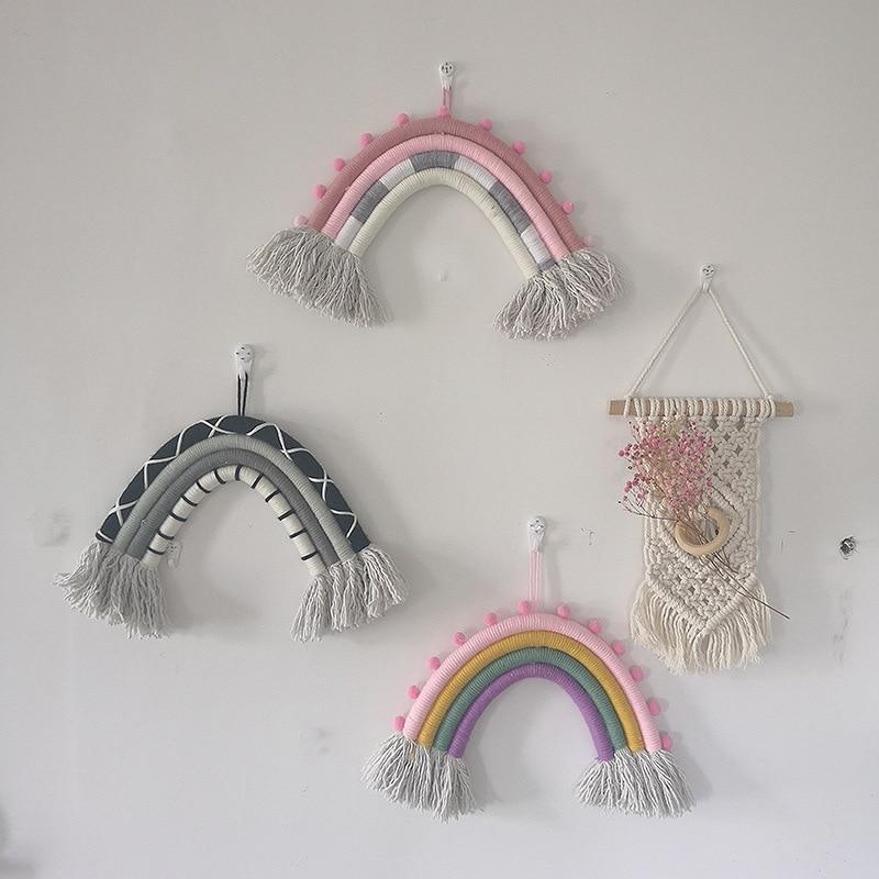 Pink Unicorn Dream Catcher Large Nursery Handwoven 70cm Handmade DreamCatcher