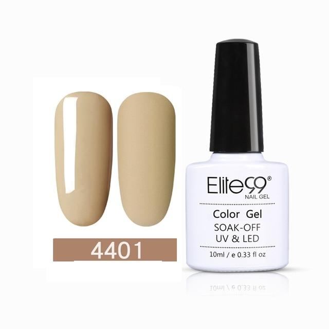Elite99 Kamel Series Gel Polish Für Maniküre Semi Permanent Primer Matte Top UV LED Marmelade Gel Lack Soak Off Gel nagellack