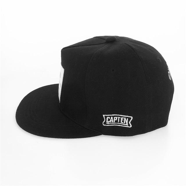 BROOKLYN Cotton Cap 6