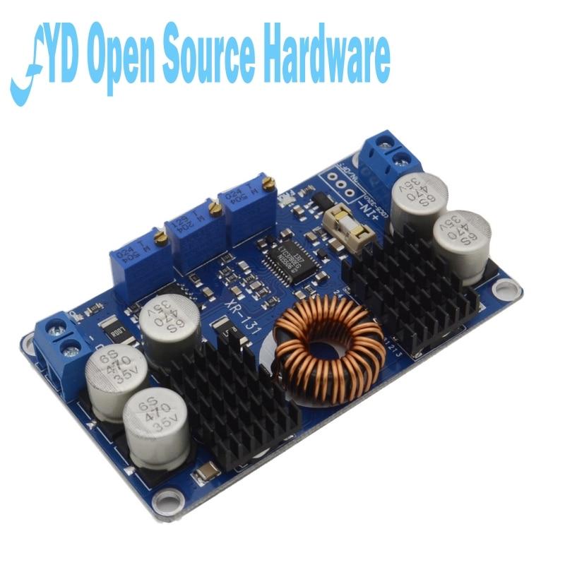 LTC3780 DC-DC 5V-32V to 1V-30V 10A Automatic Step Up Down Regulator Charging Module Power Supply Module Smart Electronics