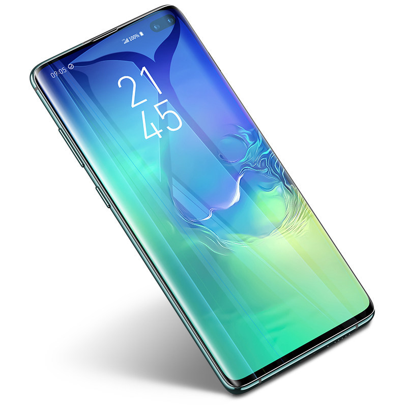<font><b>Protector</b></font> Film HD Water film condensation Film Soft Edge Full Cover Screen <font><b>Protector</b></font> For S10 S10PLUS <font><b>S9</b></font> S9PLUS NOTE9 NOTE8 image