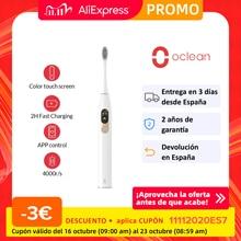 Oclean cepillo de dientes eléctrico para adultos, versión Global, Sónico, resistente al agua, carga rápida automática Ultra sónica