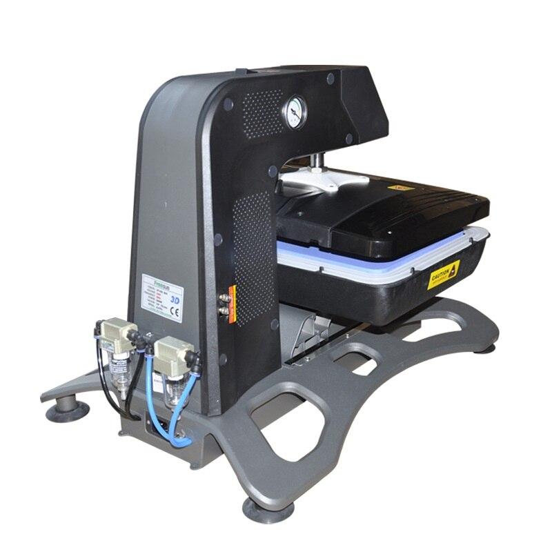 3D термопресс для сублимационной печати на чехол для телефона кружек, футболках и т. д. ST-420