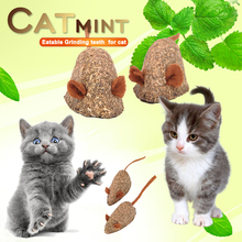 1/2/3/5/10 Pieces Cat Pet Funny Toy Catnip Toys Training Interactive Chewing Simulated Mouse Supplies D35