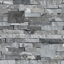 цена на PVC Stone Brick Wallpaper Modern 3D Brick Textured Wallpaper Living Room Bedroom Internet Cafe Bar Rustic Wall Decor Stickers