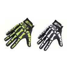 Full Finger Cycling Gloves Men Breathable Outdoor Sport MTB Bicycle
