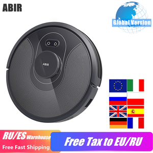 Global Version Robot vacuum cl