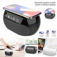 Wireless Charger Fast Charge Wireless Communication Speaker Phone Holder DJA99
