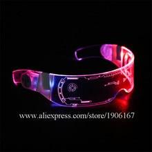 Led colorful luminous glasses nightclub bar ktv Judy concert