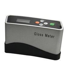 Высокоточный цифровой измеритель блеска 0~ 150,0 GU цифровой измеритель блеска краска металлический фотометр мозаичный камень бамбуковая бумага пластиковый измеритель блеска