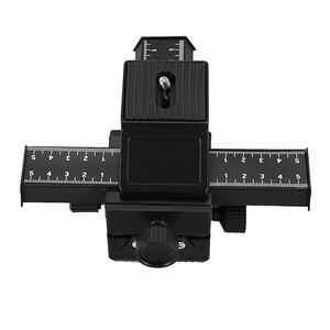 Image 5 - السكك الحديدية التركيز الكلي 4 way لكانون كاميرات DSLR نيكون سيغما