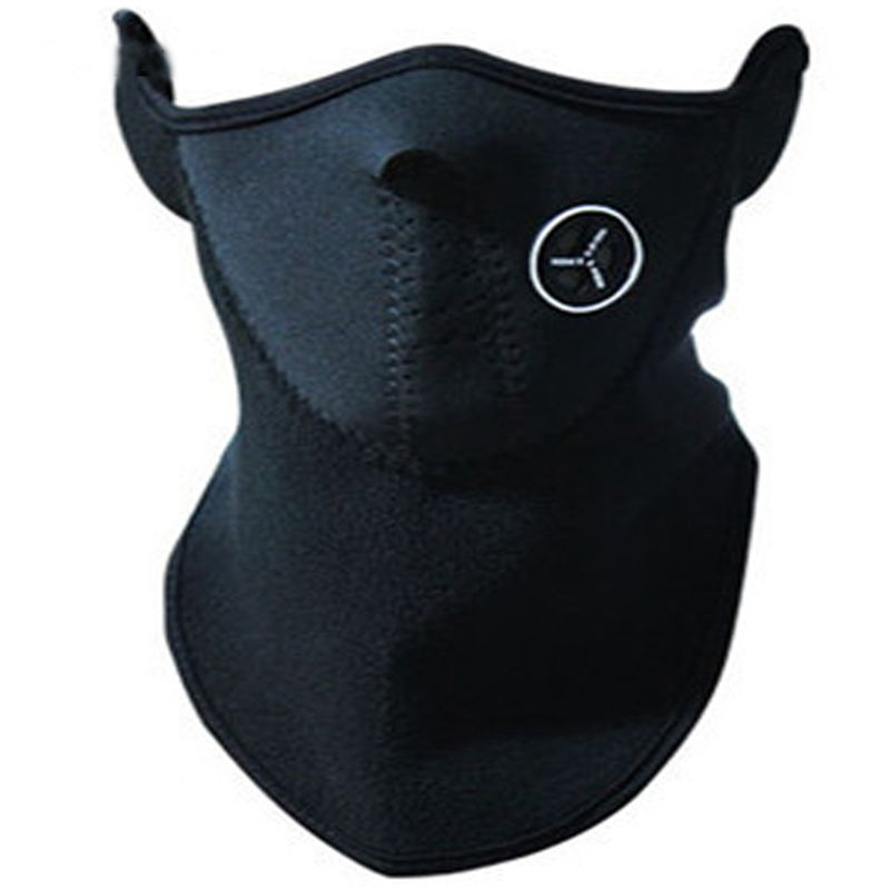 Half-Face-Cold-Protection Collars-Accessories Warm-Collars Cycling Skiing Winter Women title=