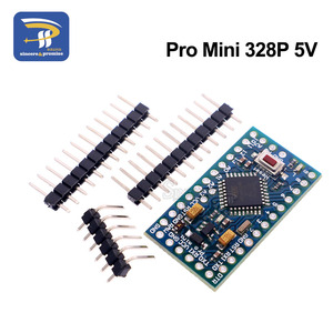 Image 3 - 1PCS 6pin CP2102 USB 2.0 כדי TTL UART מודול + 1PCS פרו מיני מודול Atmega328 5V 16M לarduino תואם עם ננו