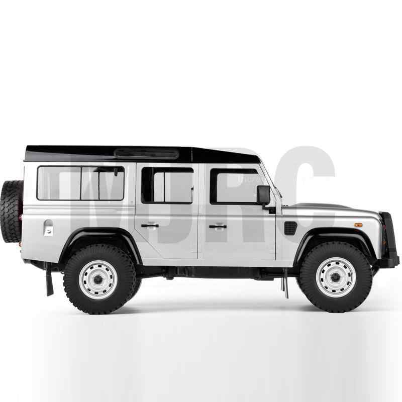 4pcs โลหะ 1.9 นิ้วล้อ Beadlock สำหรับ 1/10 RC Crawler รถ TRX4 Bronco RC4WD D90 D110 Axial SCX10 90046 JIMNY CFX VS4