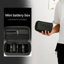 Нейлоновая сумка для хранения, Защита окружающей среды и долговечность, защитный чехол для переноски, чехол для DJI Mavic Mini Drone battery