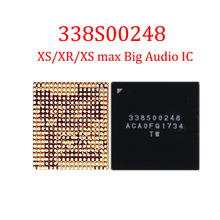 5PCS/lot 338S00248 Big Audio IC For iPhone XS/XR/XS Max Replacement Microphone Sound Speaker