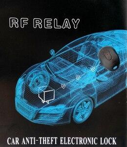 Беспроводная система безопасности автомобиля, релейный транспондер, иммобилайзер, противоугонная Автомобильная сигнализация, Стелс-установка для обычного автомобиля