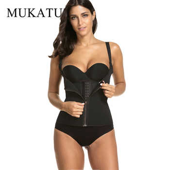 Neoprene Sauna Vest Waist Trainer Cincher Women Body Slimming Trimmer Corset Workout Thermo Push Up - DISCOUNT ITEM  30% OFF All Category