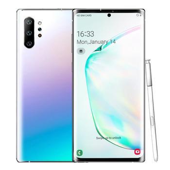 Cectdigi Note 10+ Android 9.0 4800mAh 1GB RAM 16GB ROM Smartphone 6.5 inch Full view Display screen Dual cameras Mobile Phone