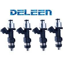Injector De Combustível de alta Impedância Modificado 4 x1200cc 114lb OBD1 OBD2 B16 B18 B20 D15 D16 D18 F22 Para H onda Bico Acessórios Do Carro