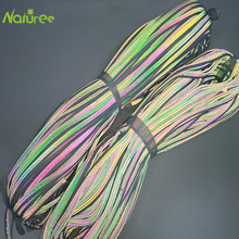 Strip Trim Shoes Bags for Sewn on Clothing Edging Braid Piping-Fabric Bright-Reflective