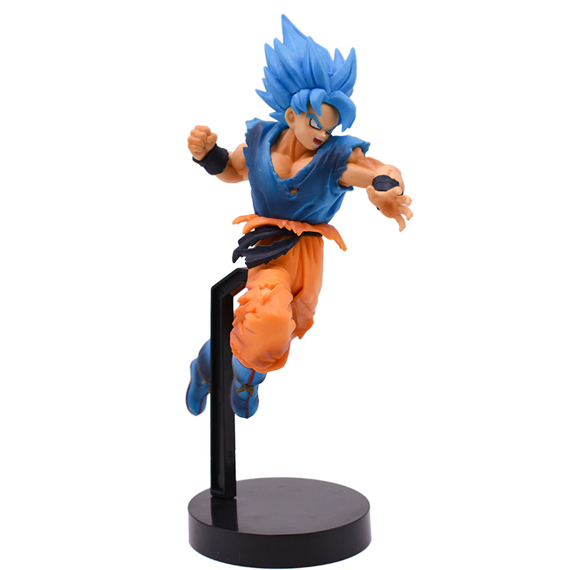 Anime Dragon ball Z Super Ultimate Soldiers The Movie Broly Figurine PVC Action