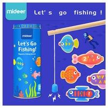 Md1085 Магнитные игры для рыбалки Обучающие игрушки настольные