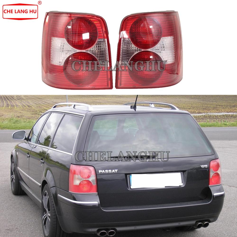 Car Light For VW Passat B5 B5.5 Wagon Variant 2000 2001 2002 2003 2004 2005 Car-styling Rear Tail Light Lamp Housing NO Bulbs
