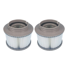2Pcs Filter Cartridges Strainer for All Models Hot Tub Spas Swimming Pool for Mspa цена и фото