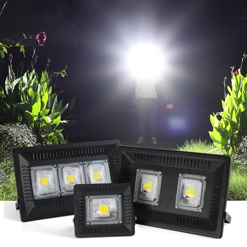 LED Grow Light 50W 100W 150W AC 220V LED Lamp PhytoLamp For Plants Flower Seeding IP65 Waterproof Full Spectrum Plants Lamp