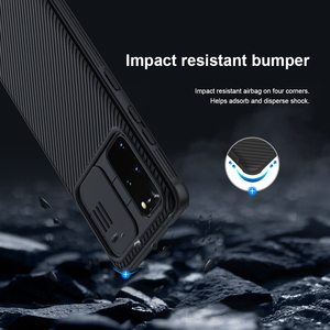 Image 4 - For Samsung Galaxy S20 Ultra 5G Nillkin CamShield Pro Slide Camera Cover For Samsung Galaxy S20 / S20 Plus Lens Protection Case