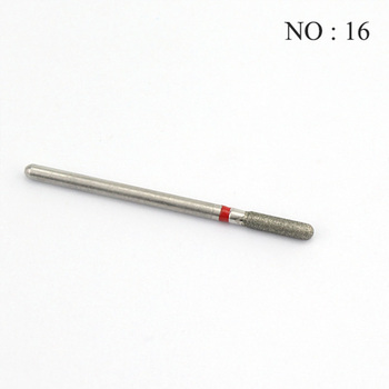 1pcs Diamond Milling Cutters for Manicure Nail Drill Apparatus for Manicure Cuticle Clean Bit Elecric Machine Pedicure Accessory 4