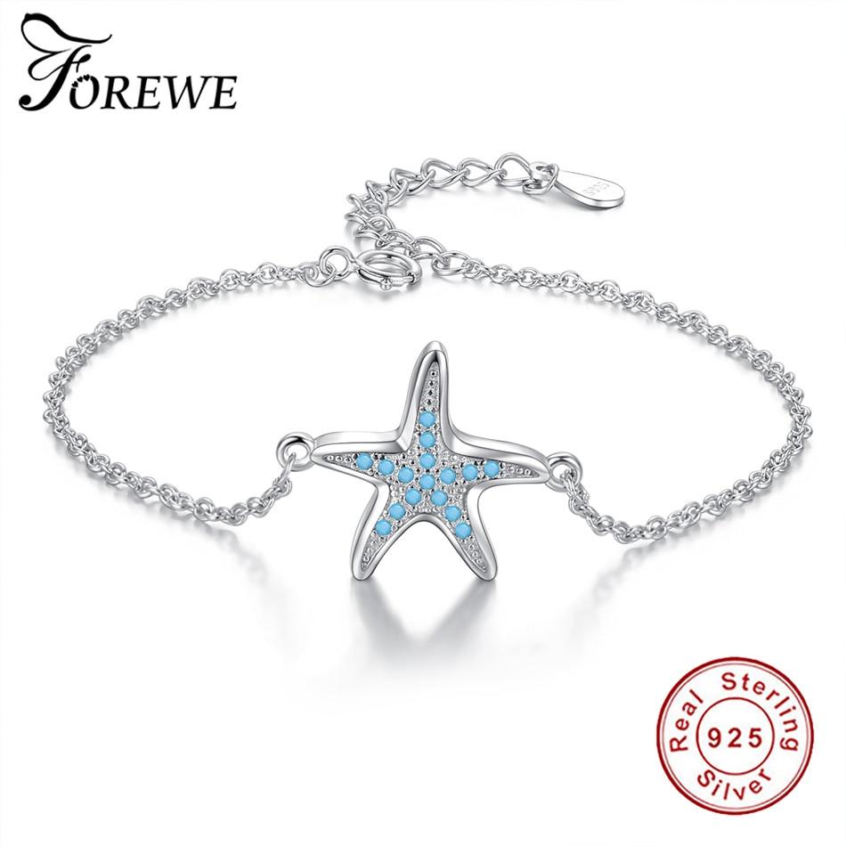 925 Sterling Silver Starfish Charm