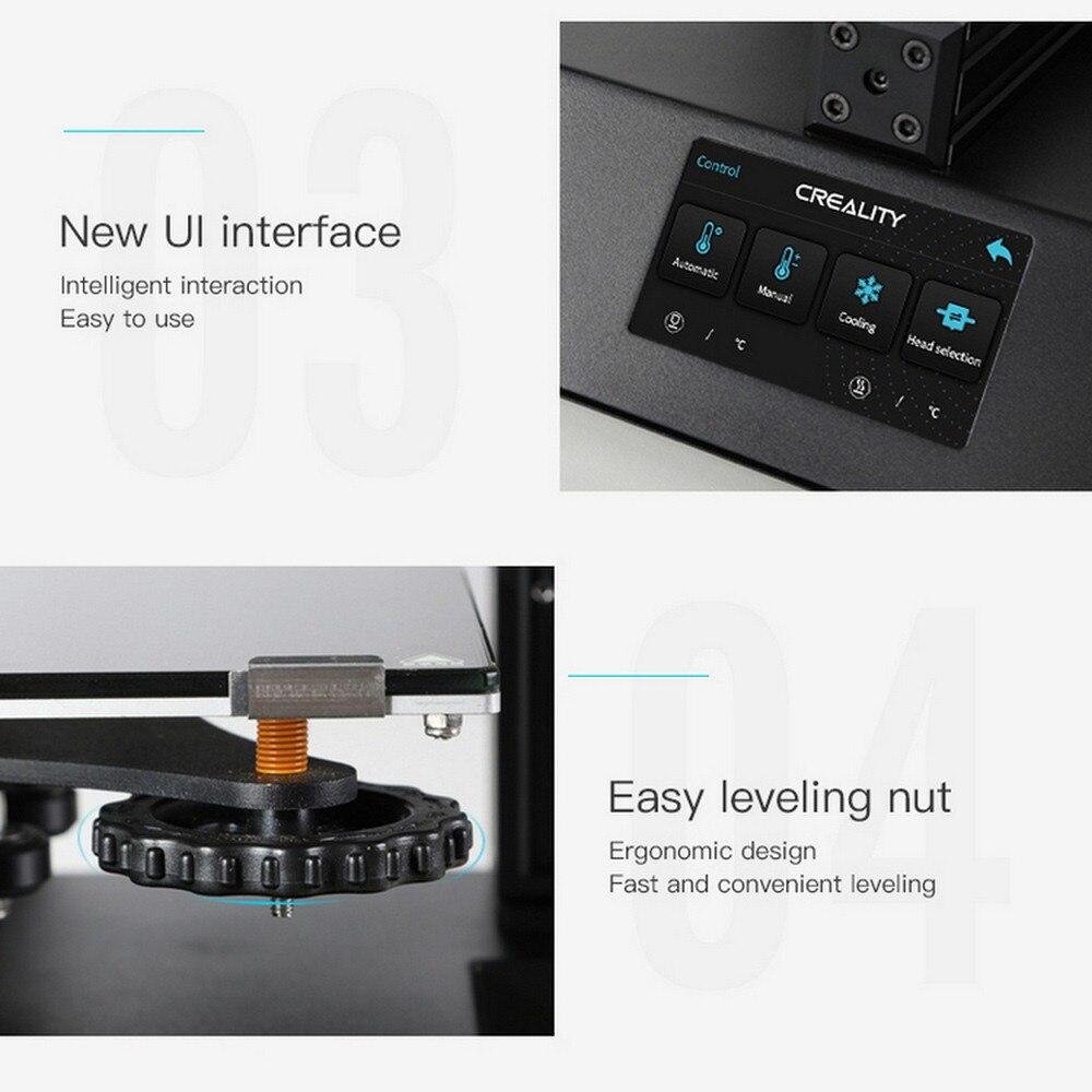 Verbesserte 3 In 1 3D Drucker Laser Stecher CNC Router Laser Cutter Engraver Maschine Für Holz PCB Kunststoff 4800rpm geschwindigkeit DIY Kit