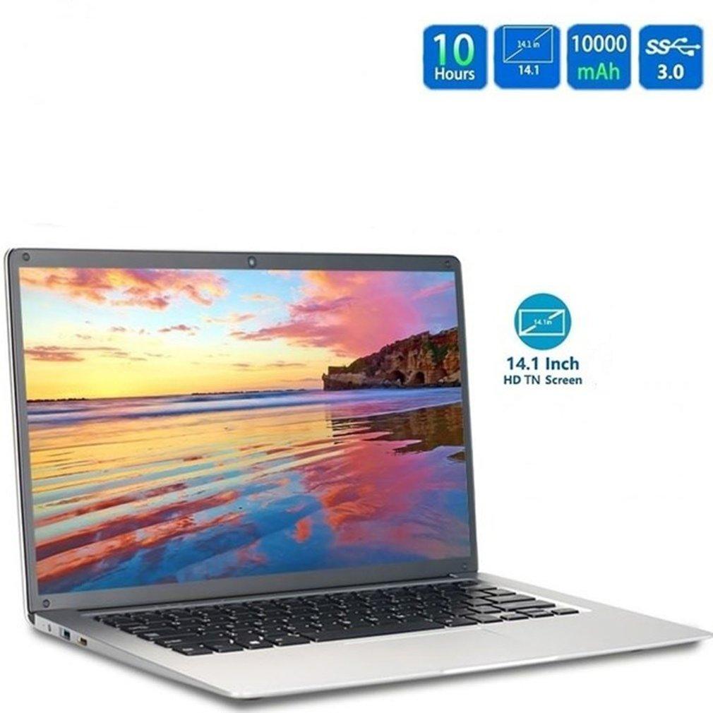 14 Inch Laptop Intel four core CPU N3350 2.4Ghz