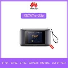 Entsperrt Neue Ankunft Huawei E5787 E5787s-33a 4G LTE Cat6 300Mbps Mobile WiFi Hotspot 3000mAh Batterie LTE 4G Portable Router