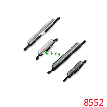 Button-Key Samsung for Galaxy Gt-i8550/Gt-i8552/I8550/.. On-Off-Volume-Up Down-Side 10PCS