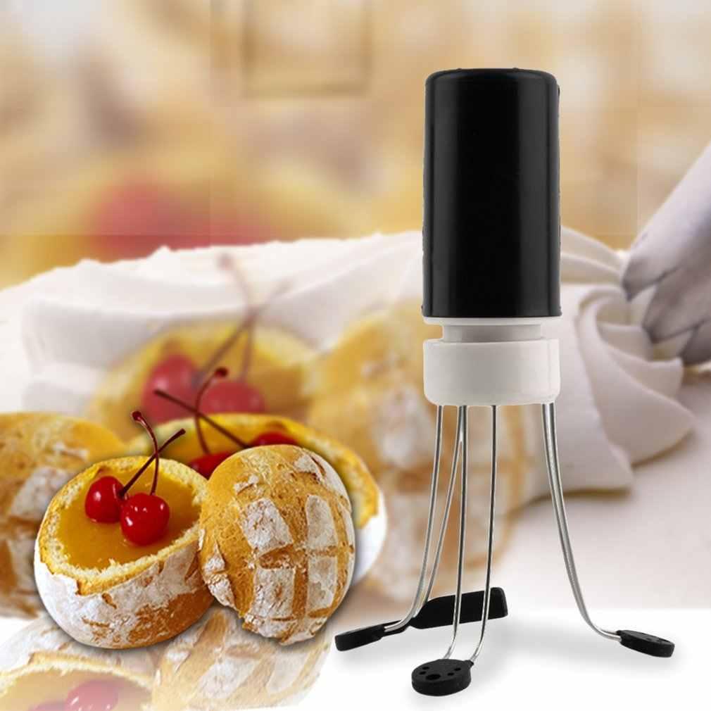 3 Kecepatan Gear Otomatis Stir Crazy Stick Blender Mixer Otomatis Tangan Gratis Alat Dapur Makanan Auto Stirrer Blender