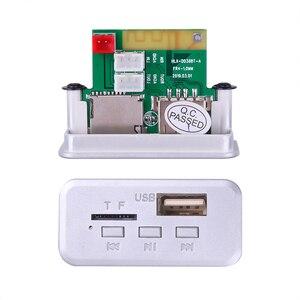 Image 5 - KEBIDU 5V 12V Car MP3 Player Decoder Board Audio Module Wireless FM Receiver Radio WMA FM TF USB 3.5mm AUX For Car accessories