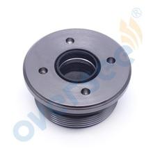 64E 43821 Screw Trim Cylinder Inclued Seals For Yamaha Outboard Parts 1997 2017up 64E 43821 09 64E 43821 00