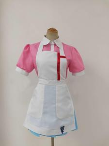 Image 1 - anime Dangan Ronpa 2 Mikan Tsumiki Danganronpa Dress Cosplay Costume