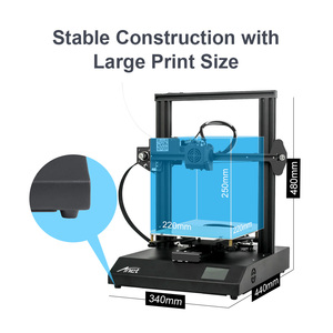 Image 5 - Anet 3D Factory Anet ET4 Pro 3D Printer Reprap Prusa i3 High Precision DIY FDM Impresora 3D With Auto Self Leveling Sensor