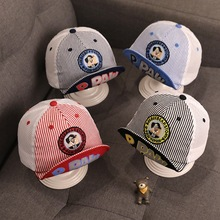 Baseball cap 6M-2Y  toddler hat baby girl winter hats for kids clothes newborn props Y355