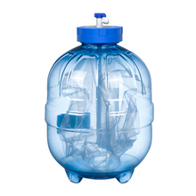 RO Xe Tăng 3.2 Gallon Nhựa Trong Suốt Khoang Chứa Nước cho Hệ Thống Thẩm Thấu Ngược