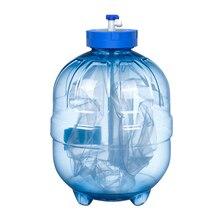 Roタンク 3.2 ガロン透明プラスチック貯水タンク逆浸透システム