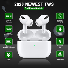 Airpodding Pro TWS Wireless Earphone Air 3 Bluetooth5.0 Headpset Smart Touch Earpods Sport Earbuds with Charging Case for iPhone
