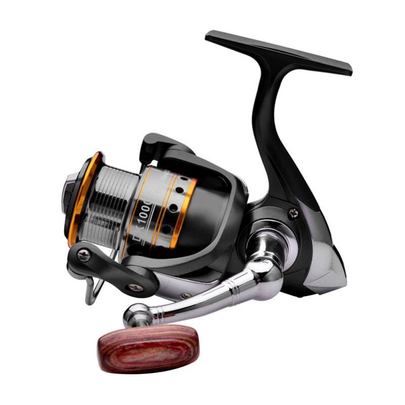 Spinning Fishing Reel Bearing Balls 1000-3000 Series Metal Coil Spinning Reel Boat Rock Fishing Wheel